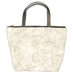 Background Wall Marble Cracks Bucket Bags