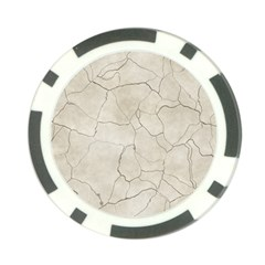 Background Wall Marble Cracks Poker Chip Card Guard (10 Pack)