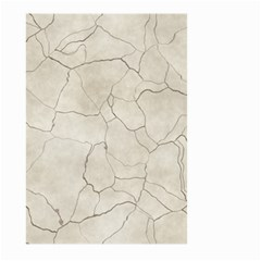 Background Wall Marble Cracks Large Garden Flag (two Sides)