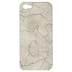 Background Wall Marble Cracks Apple Iphone 5 Hardshell Case
