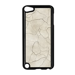 Background Wall Marble Cracks Apple Ipod Touch 5 Case (black)
