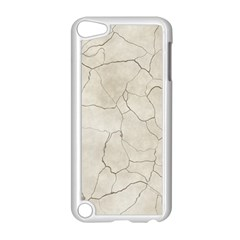 Background Wall Marble Cracks Apple Ipod Touch 5 Case (white)