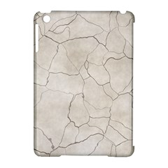 Background Wall Marble Cracks Apple Ipad Mini Hardshell Case (compatible With Smart Cover)