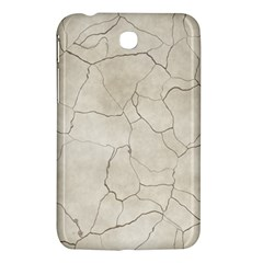 Background Wall Marble Cracks Samsung Galaxy Tab 3 (7 ) P3200 Hardshell Case