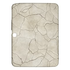 Background Wall Marble Cracks Samsung Galaxy Tab 3 (10 1 ) P5200 Hardshell Case
