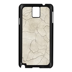 Background Wall Marble Cracks Samsung Galaxy Note 3 N9005 Case (black)