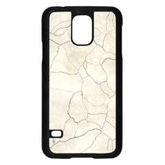 Background Wall Marble Cracks Samsung Galaxy S5 Case (black)