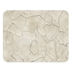 Background Wall Marble Cracks Double Sided Flano Blanket (large)