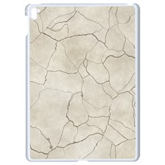 Background Wall Marble Cracks Apple Ipad Pro 9 7   White Seamless Case
