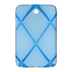Background Light Glow Blue Samsung Galaxy Note 8 0 N5100 Hardshell Case