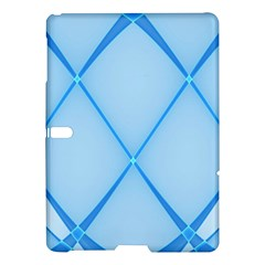 Background Light Glow Blue Samsung Galaxy Tab S (10 5 ) Hardshell Case