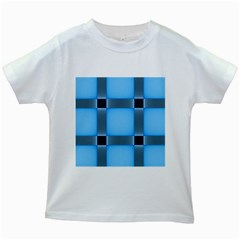 Wall Blue Steel Light Creative Kids White T Shirts