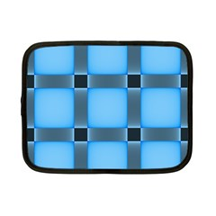 Wall Blue Steel Light Creative Netbook Case (small)