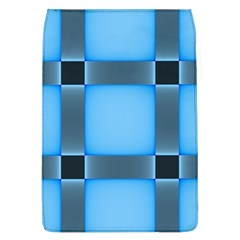 Wall Blue Steel Light Creative Flap Covers (l)