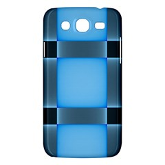 Wall Blue Steel Light Creative Samsung Galaxy Mega 5 8 I9152 Hardshell Case