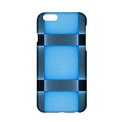 Wall Blue Steel Light Creative Apple Iphone 6/6s Hardshell Case