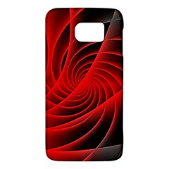 Red Abstract Art Background Digital Galaxy S6