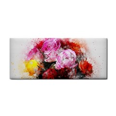 Flowers Roses Wedding Bouquet Art Cosmetic Storage Cases