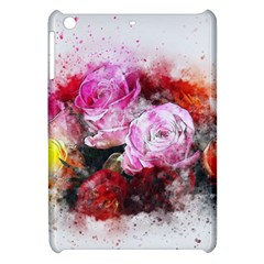 Flowers Roses Wedding Bouquet Art Apple Ipad Mini Hardshell Case