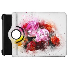 Flowers Roses Wedding Bouquet Art Kindle Fire Hd 7