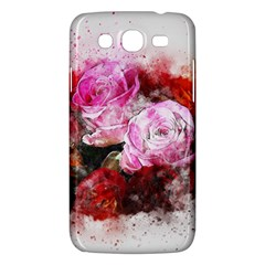 Flowers Roses Wedding Bouquet Art Samsung Galaxy Mega 5 8 I9152 Hardshell Case