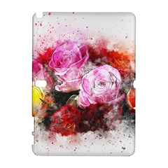 Flowers Roses Wedding Bouquet Art Galaxy Note 1