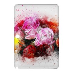 Flowers Roses Wedding Bouquet Art Samsung Galaxy Tab Pro 12 2 Hardshell Case