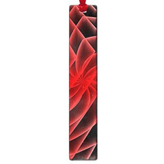 Abstract Red Art Background Digital Large Book Marks