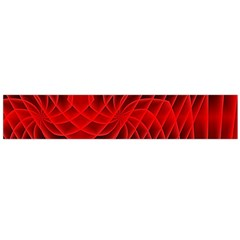 Abstract Red Art Background Digital Large Flano Scarf