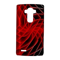 Abstract Red Art Background Digital Lg G4 Hardshell Case