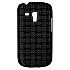 Background Weaving Black Metal Galaxy S3 Mini