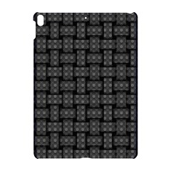 Background Weaving Black Metal Apple Ipad Pro 10 5   Hardshell Case