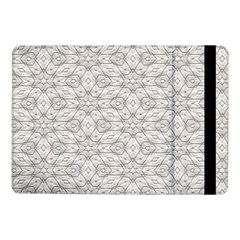 Background Wall Stone Carved White Samsung Galaxy Tab Pro 10 1  Flip Case