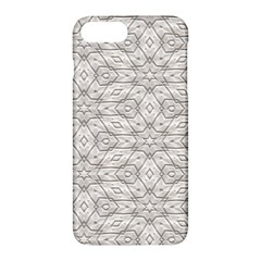 Background Wall Stone Carved White Apple Iphone 7 Plus Hardshell Case