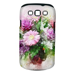 Flowers Roses Bouquet Art Nature Samsung Galaxy S Iii Classic Hardshell Case (pc+silicone)