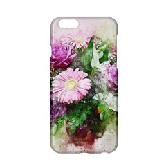 Flowers Roses Bouquet Art Nature Apple Iphone 6/6s Hardshell Case
