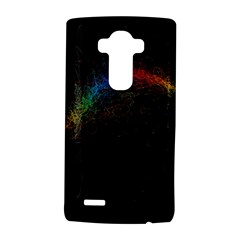 Background Light Glow Lines Colors Lg G4 Hardshell Case