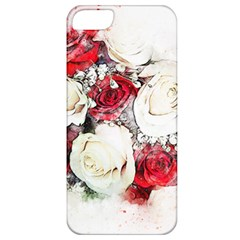 Flowers Roses Bouquet Art Nature Apple Iphone 5 Classic Hardshell Case