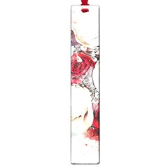 Flowers Roses Bouquet Art Nature Large Book Marks