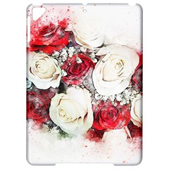 Flowers Roses Bouquet Art Nature Apple Ipad Pro 9 7   Hardshell Case by Nexatart