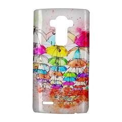 Umbrella Art Abstract Watercolor Lg G4 Hardshell Case