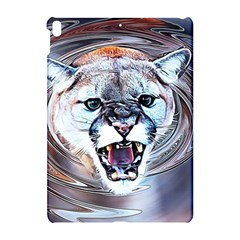 Cougar Animal Art Swirl Decorative Apple Ipad Pro 10 5   Hardshell Case by Nexatart