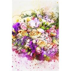 Flowers Bouquet Art Nature 5 5  X 8 5  Notebooks