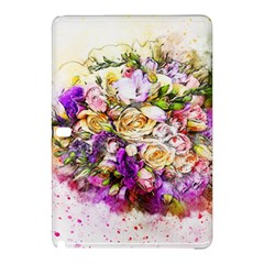 Flowers Bouquet Art Nature Samsung Galaxy Tab Pro 10 1 Hardshell Case