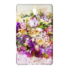 Flowers Bouquet Art Nature Samsung Galaxy Tab S (8 4 ) Hardshell Case