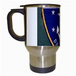 USS Frank Knox Emb Travel Mug (White)