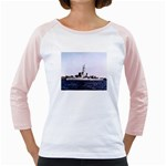 USS Huse Pic Girly Raglan