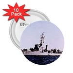 USS Huse Pic 2.25  Button (10 pack)
