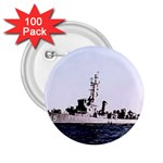 USS Huse Pic 2.25  Button (100 pack)