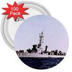 USS Huse Pic 3  Button (100 pack)
